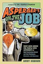 Asperger's on the Job af Rudy Simone, Temple Grandin