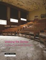 Undoing the Demos (Zone Books Ner Futures)