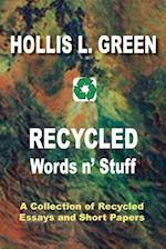 Recycled Words N' Stuff