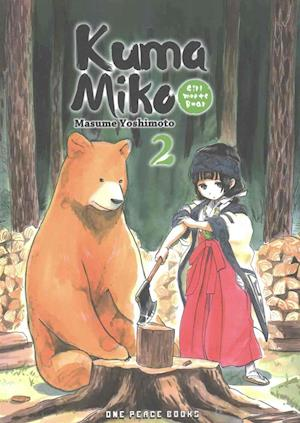 Bog, paperback Kuma Miko, Volume 2 af Masume Yoshimoto