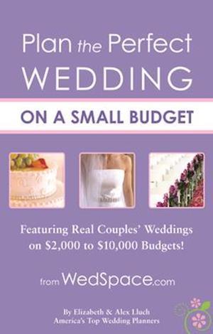 Plan the Perfect Wedding on a Small Budget af Alex Lluch, Elizabeth Lluch