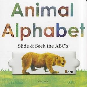 Animal Alphabet af Alex Lluch