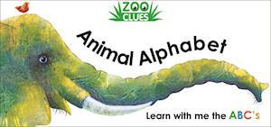 Zoo Clues Animal Alphabet af Alex Lluch