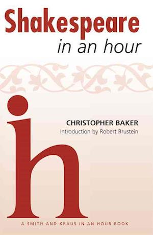 Bog, paperback Shakespeare in an Hour af Christopher Baker