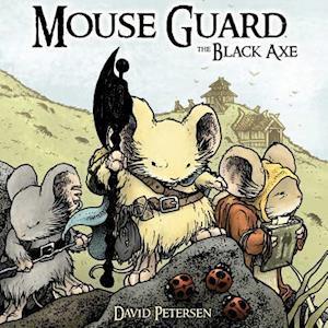 Mouse Guard 3 af David Petersen