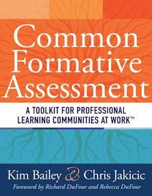 Common Formative Assessment af Kim Bailey