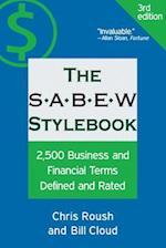 The Sabew Stylebook