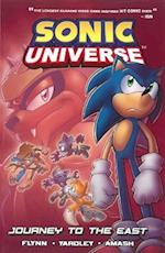 Sonic Universe 4 af Sonic Scribes