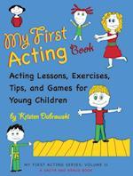My First Acting Book af Kristen Dabrowski