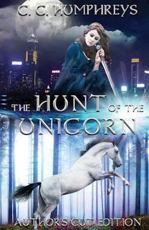 Bog, paperback The Hunt of the Unicorn af C. C. Humphreys