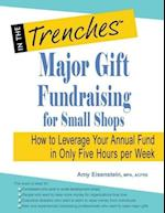 Major Gift Fundraising for Small Shops af Amy Eisenstein