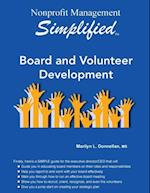 Nonprofit Management Simplified af Marilyn L. Donnellan