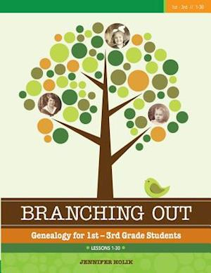 Branching Out af Jennifer Holik