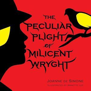 Bog, paperback The Peculiar Plight of Milicent Wryght af Joanne De Simone