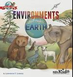 Environments of Our Earth af Lawrence F. Lowery