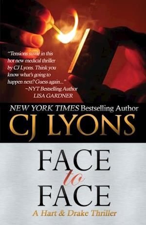 FACE TO FACE: A Hart and Drake Thriller af CJ Lyons