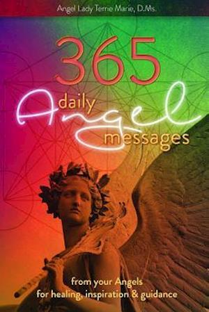 Bog, paperback 365 Daily Angel Messages af Terrie Marie