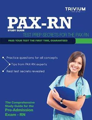 Bog, paperback Pax RN Study Guide af Trivium Test Prep