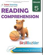 Lumos Reading Comprehension Skill Builder, Grade 5 - Literature, Informational Text and Evidence-Based Reading