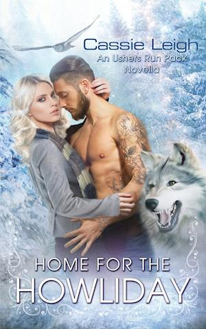 Bog, paperback Home for the Howliday af Cassie Leigh