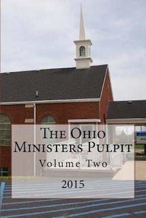 Bog, paperback The Ohio Ministers Pulpit af Alton E. Loveless