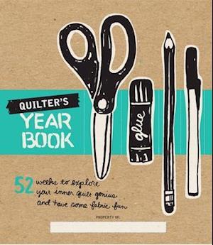 Bog, paperback Quilter's Yearbook af Susanne Woods