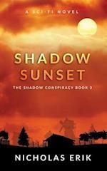 Shadow Sunset af Nicholas Erik