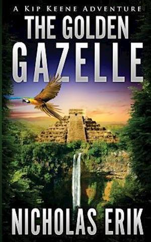Bog, paperback The Golden Gazelle af Nicholas Erik