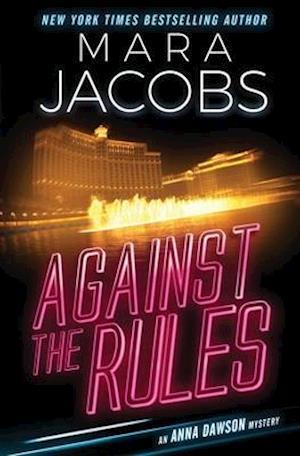 Bog, paperback Against the Rules af Mara Jacobs