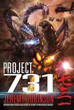 Project 731 (a Kaiju Thriller) af Jeremy Robinson
