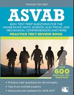 ASVAB Practice Test Review Book