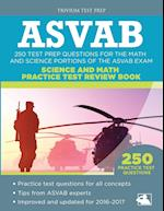 ASVAB Science and Math Practice Test Review Book