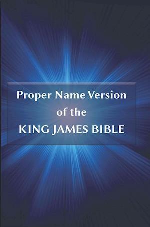 Bog, paperback Proper Name Version of the King James Bible