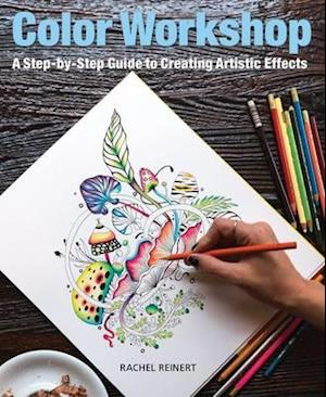 Bog, paperback Color Workshop af Rachel Reinert
