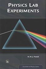 Physics Lab Experiments (Essentials of Physics)