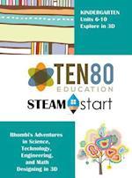 Steamstart Kindergarten Curriculum (Steamstart K 2, nr. 1)