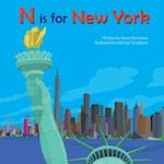 N Is for New York (Alphabet Cities)
