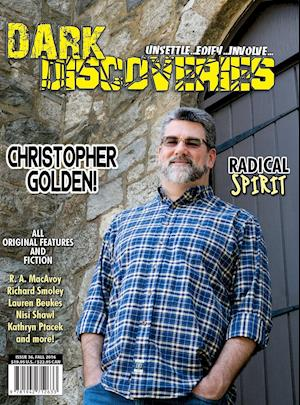 Bog, hardback Dark Discoveries - Issue #36 af Christopher Golden, Lauren Beukes, Nisi Shawl