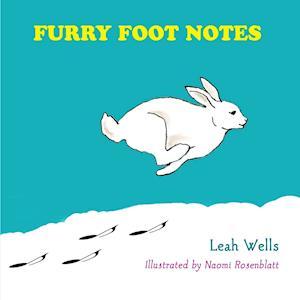 Bog, paperback Furry Foot Notes af Leah Wells