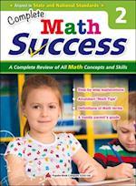 Complete Math Success, Grade 2 (Complete Math Success)