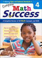 Complete Math Success, Grade 4 (Complete Math Success)