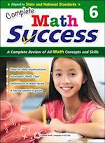 Complete Math Success, Grade 6 (Complete Math Success)