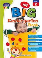 My Big Kindergarten Book (Early Learning Fun)