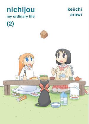 Nichijou Volume 2 af Keiichi Arawi