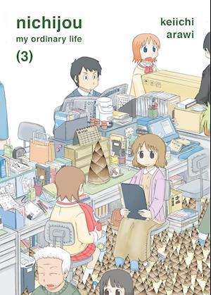 Nichijou Volume 3 af Keiichi Arawi