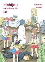 Nichijou Volume 4 af Keiichi Arawi