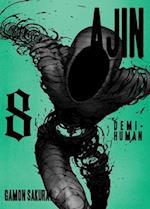 Ajin Demi-Human 8 (Ajin Demi Human)
