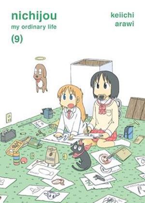 Bog, paperback Nichijou, 9 af Keiichi Arawi