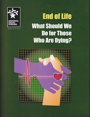 Bog, paperback End of Life af Jeff Menzise