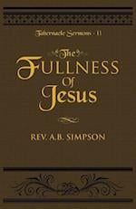 The Fullness of Jesus (Tabernacle Sermons, nr. 2)
